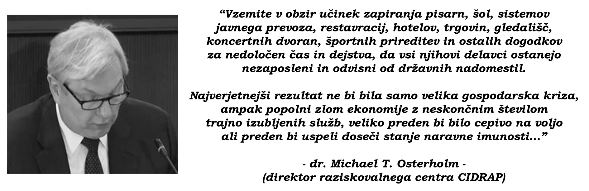 osterholm quote 1
